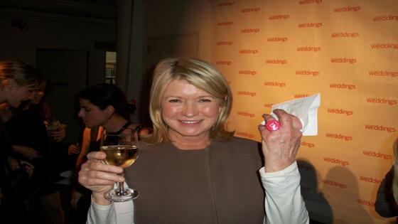 Martha Stewart Living in NYC