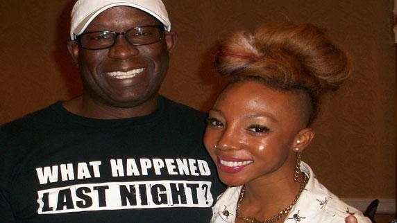 Niré Alldai and DJ Carl©