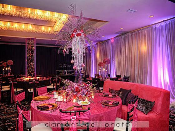 One Ocean Resort Wedding Decor