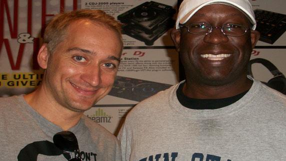Paul van Dyk and DJ Carl©