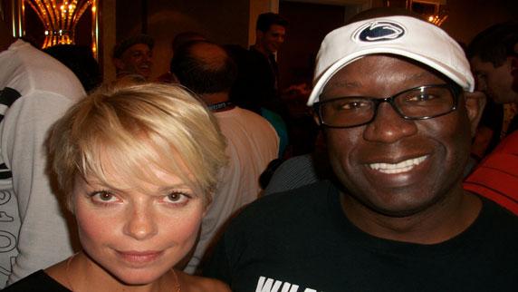 Petra Marklund and DJ Carl©