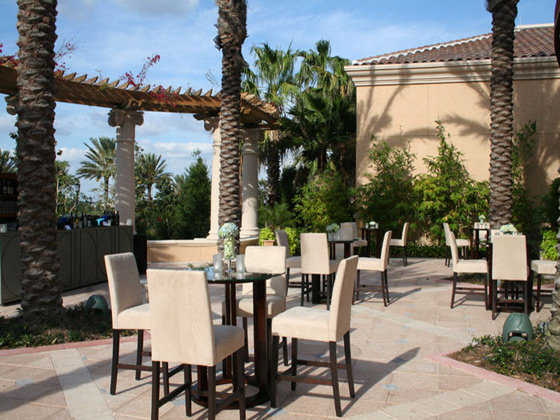Ritz Carlton Outdoor Furniture