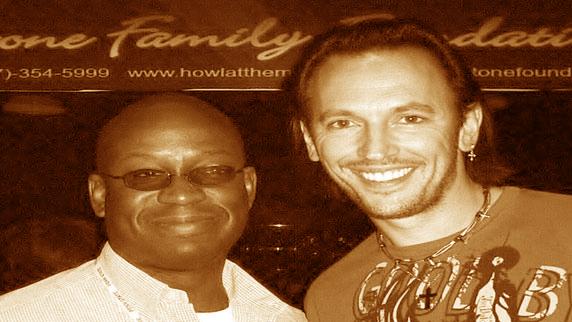 Steve Valentine and DJ Carl©