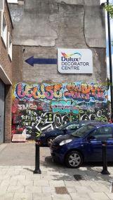 Street art, or the best Dulux advert ever?