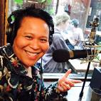 Hosting my show, Primary Food, at Heritage Radio Network