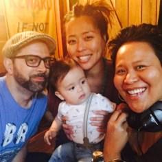Primary Food, DJ CherishTheLuv and The Mirandas