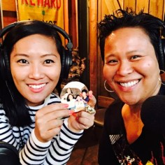 Primary Food, DJ CherishTheLuv and Caroline Shin