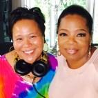 DJing for Nile Rodgers, Oprah, Jeni Stepanek, Annapolis MD