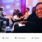 GZA, Q-Tip, Mark van der Heijden, Jess Teutonico, Nile Rodgers, TedxTeen 2014