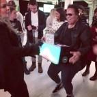 my Body DJ Booth strikes again for WAFF President, Nancy Hunt's Birthday