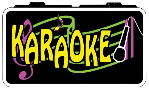 Karaoke at I Love Joy's Bar