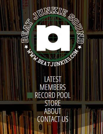 WOOP!! CMAN Edit featured on The Beat Junkies Record Pool!