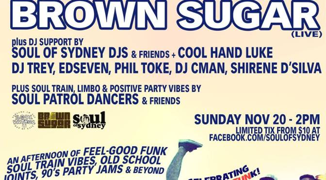 DJ CMAN @ SOUL OF SYDNEY 5TH BIRTHDAY!