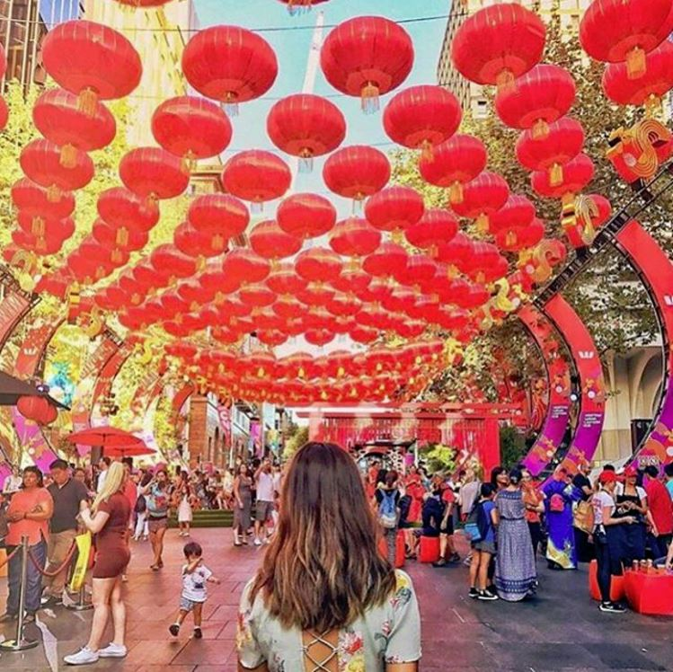 DJ CMAN @ SYDNEY CNY FESTIVAL 2017 DATES, MARTIN PLACE, CHINESE NEW YEAR