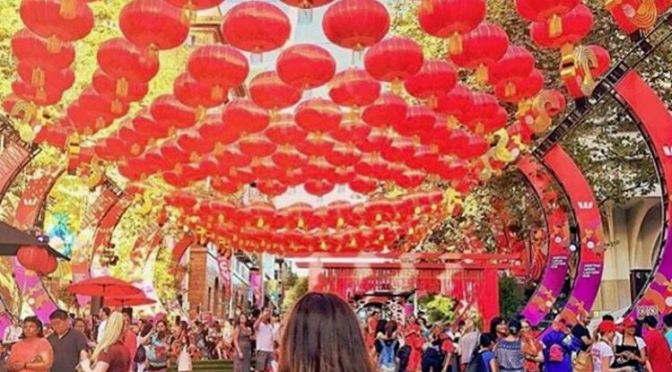 DJ CMAN @ SYDNEY CNY FESTIVAL 2017 DATES, MARTIN PLACE, CHINESE NEW YEAR