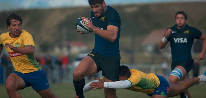 Argentina XV Surges Past Brazil in Americas Rugby Championship