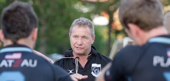 Steve Lewis to Coach at Tiger Rugby Summer Camps at IMG