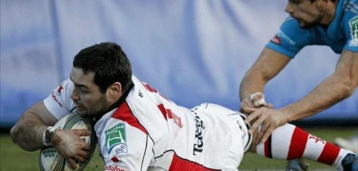 Strikers Rugby Signs Adam Macklin