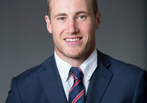 James Willocks Named Dartmouth Men's Rugby Head Coach