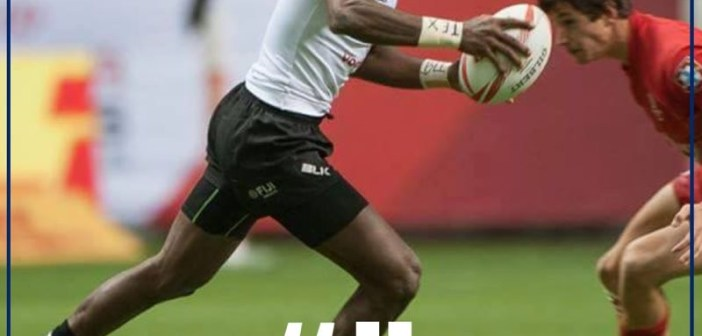 Strikers Rugby Signs Fiji 7s Player Josua Vici