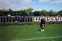 Photo: Oxford University Men's Rugby 2007 v NYAC