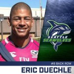 Seattle Seawolves Signs Eric Duechle