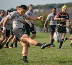Army Outlast Kutztown Second Hlaf Surge
