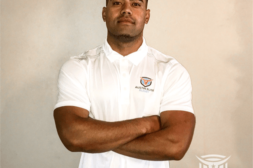 Austin Elite Rugby Signs Sione Fangaiuiha