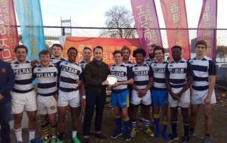 Pelham HS Alumni Rugby Win New York 7s Plate Final