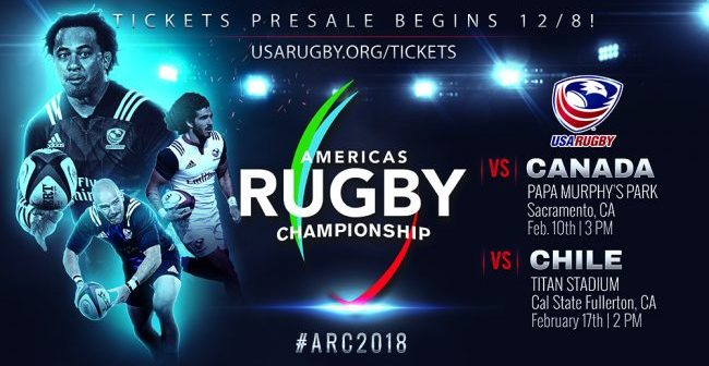 Americas Rugby Championship 2018 Schedule & Squads