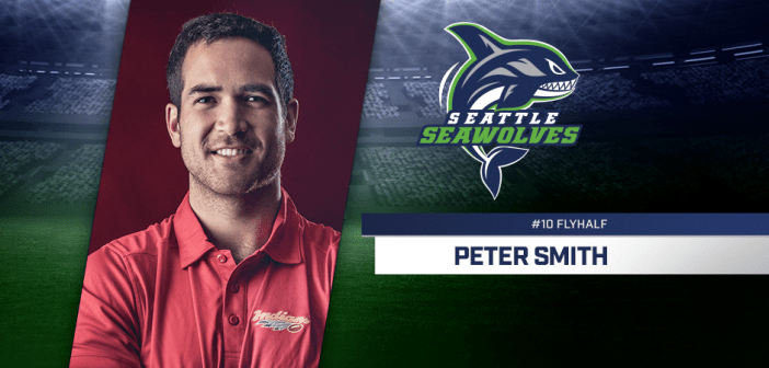 Seattle Seawolves Sign Peter Smith