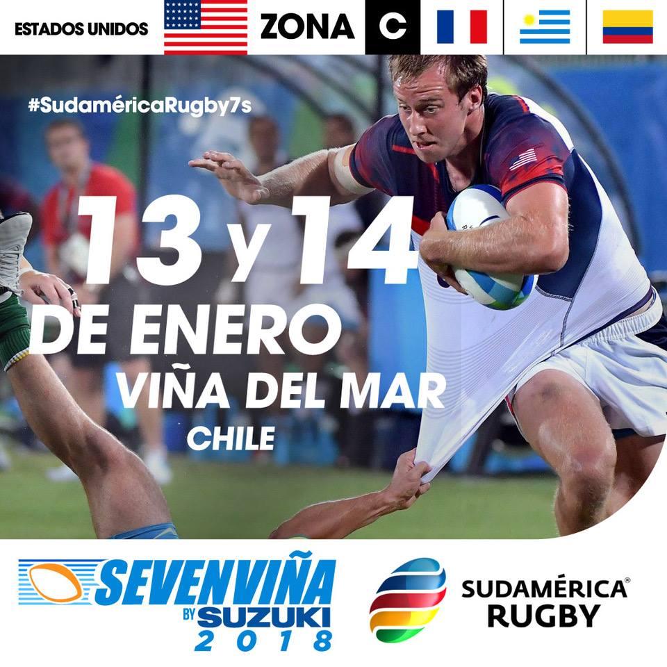 2018 Viña Del Mar 7s Determines RWC7s Final 2 Men's
