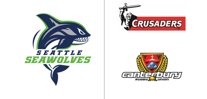 Seattle Seawolves Minority Ownership Partners: Crusaders, Canterbury Rugby Union