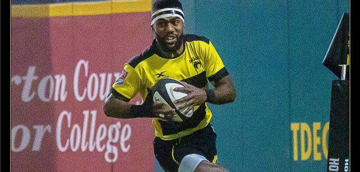 Houston SaberCAts Defeat Chicago Lions President's XV