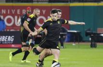 Houston SaberCats Edge NYAC Rugby