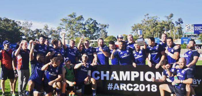 Eagles Becom Americas Rugby Championship 2X Winners