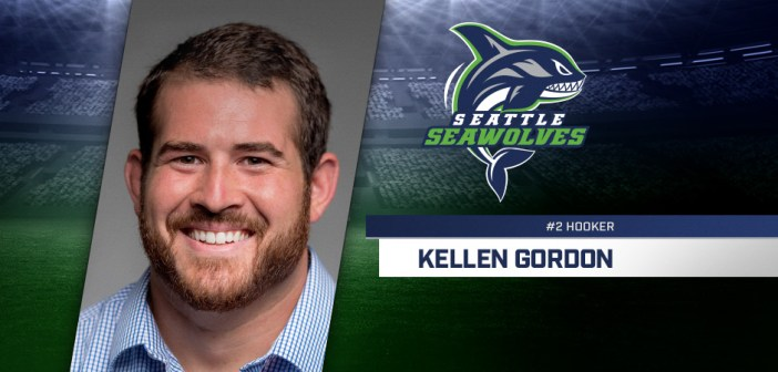 Seattle Seawolves Sign Kellen Gordon
