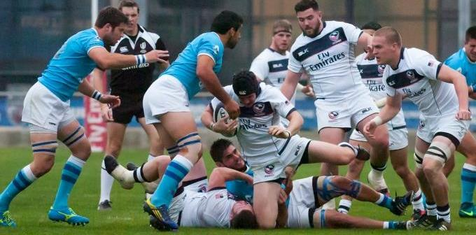 Eagles Look to Clinch 2018 Americas Rugby Championship Against Uruguay
