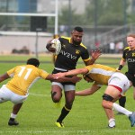 New Orleans Gold Overcomes Houston SaberCats in MLR Opener