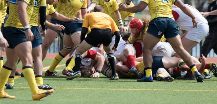 Glendale Raptors Defeat NYAC Rugby 35-22