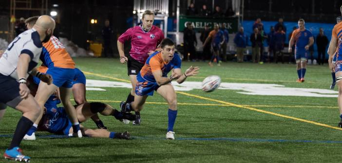 Rugby United New York Sweep Series Against Boston Mystic River
