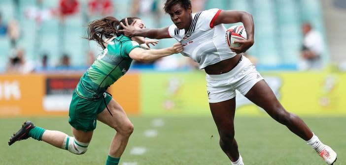 Women's Eagles Sevens 2018 Kitakyushu Sevens