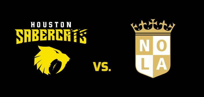 Houston SaberCats Face New Orleans Gold Rugby in MLR Home Opener