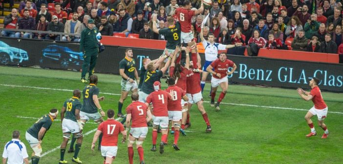 FloSports To Air South Africa vs. Wales Rugby Match