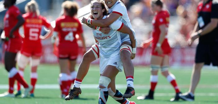 Women's Eagles Sevens Squad For Paris