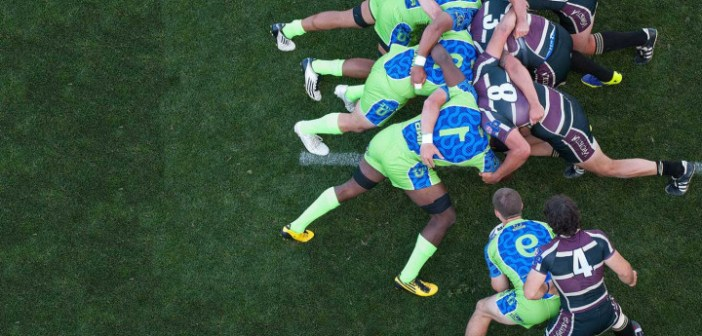 Men's Saturday Collegiate Rugby Championship Match Schedule