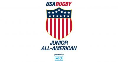 Men's Junior All-Americans Squad vs. Canada: World Rugby Trophy Qualifier