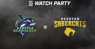 Houston SaberCats Host MLR Leading Seattle Seawolves