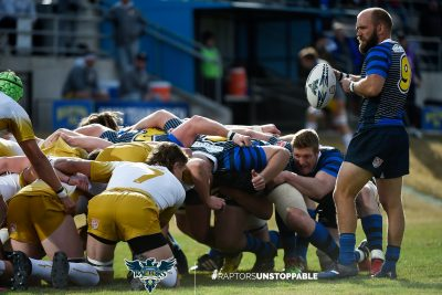 New Orleans Gold Play Undefeated Glendale Raptors