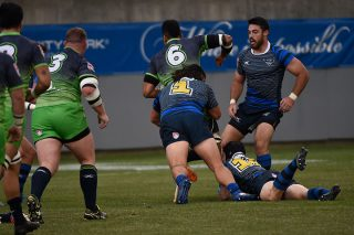 Glendale Raptors Clinch First With Win Against Seattle Seawolves